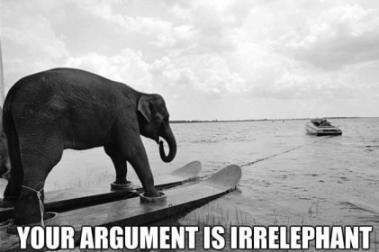 argument-irrelevant