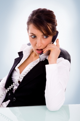 Not this kind of call. [Via FreeDigitalPhotos.net]