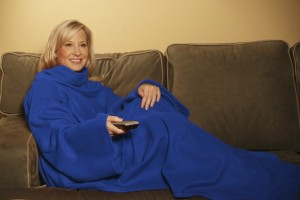 Snuggies can help