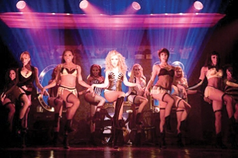 I saw Burlesque in theaters and definitely wanted it to be better.