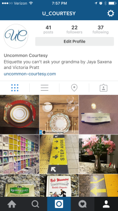 Hey, we have an Instagram too, did you know?