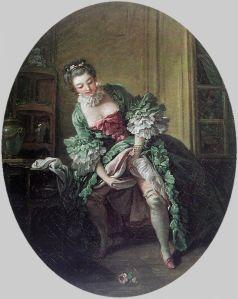 """Francois Boucher """"La Toilette"""""""